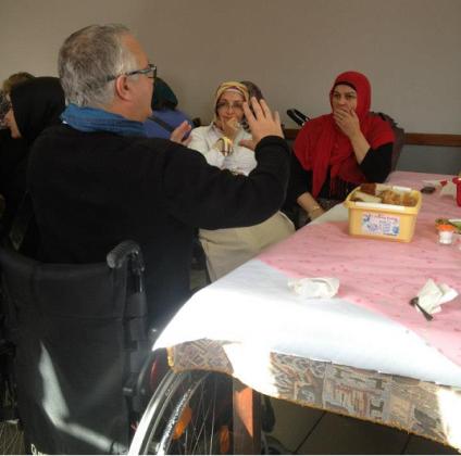 Rencontre femme turque belgique