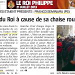 article Franco 21 juillet