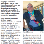 ARTICLE PAUWELS FRANCO SEMINARA PROVINCE